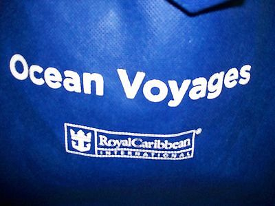 Royal Caribbean Cruise Line OCEAN VOYAGES tote bag - New
