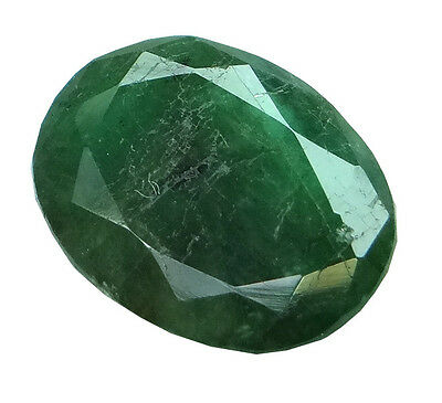5.34ct/5.93 Ratti NATURAL&IIGS CERTIFIED EMERALD PANNA ASTROLOGICAL GEMS AGJ1919