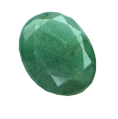 4.02ct/4.47 Ratti NATURAL&IIGS CERTIFIED EMERALD PANNA ASTROLOGICAL GEMS AGJ1945