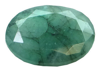 5.67ct/6.3 Ratti NATURAL&IIGS CERTIFIED EMERALD PANNA ASTROLOGICAL STONE AGJ1922