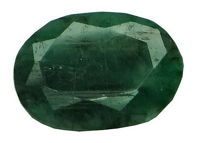 4.78ct/5.31 Ratti NATURAL&IIGS CERTIFIED EMERALD PANNA ASTROLOGICAL GEMS AGJ1923
