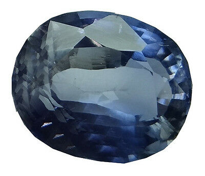 9.7ct./10.77 Ratti PURE CERTIFIED SYNTHETIC SAPPHIRE ASTROLOGICAL STONE AGJ1975
