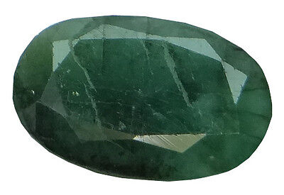 2.42ct/2.69 Ratti NATURAL&IIGS CERTIFIED EMERALD PANNA ASTROLOGICAL GEMS AGJ1926