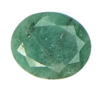 4.43ct/4.92 Ratti NATURAL&IIGS CERTIFIED EMERALD PANNA ASTROLOGICAL GEMS AGJ2071