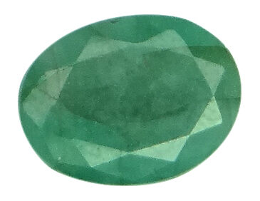 3.75ct/4.16 Ratti NATURAL&IIGS CERTIFIED EMERALD PANNA ASTROLOGICAL GEMS AGJ2069