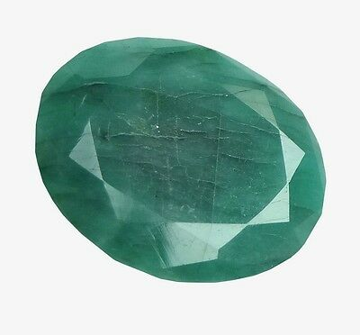 6.44ct/7.15 Ratti NATURAL&IIGS CERTIFIED EMERALD PANNA ASTROLOGICAL GEMS AGJ1902