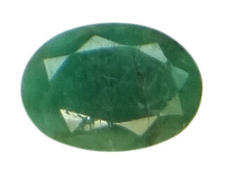 2.97ct/3.3 Ratti NATURAL&IIGS CERTIFIED EMERALD PANNA ASTROLOGICAL STONE AGJ2094
