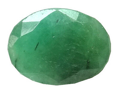 4.03ct/4.47 Ratti NATURAL&IIGS CERTIFIED EMERALD PANNA ASTROLOGICAL GEMS AGJ1918