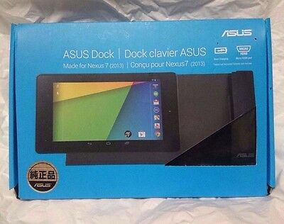 ASUS Official Dock Charger Stand for Nexus 7 Tablet (2013) android Mobile NIB