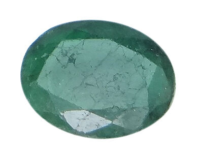 4.37ct/4.85 Ratti NATURAL&IIGS CERTIFIED EMERALD PANNA ASTROLOGICAL GEMS AGJ2096