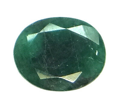 5.37ct/5.96 Ratti NATURAL&IIGS CERTIFIED EMERALD PANNA ASTROLOGICAL GEMS AGJ2117