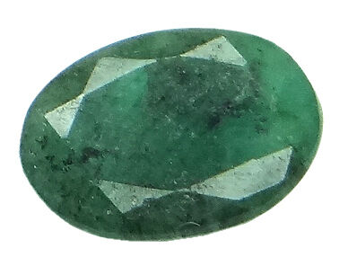 2.6ct/2.88 Ratti NATURAL&IIGS CERTIFIED EMERALD PANNA ASTROLOGICAL STONE AGJ2056