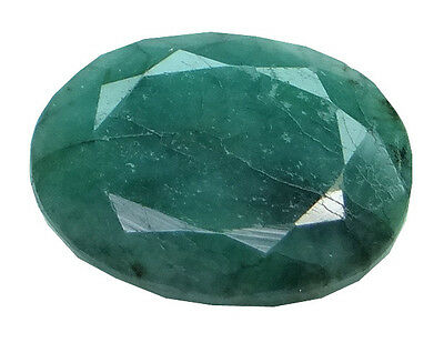 3.54ct/3.93 Ratti NATURAL&IIGS CERTIFIED EMERALD PANNA ASTROLOGICAL GEMS AGJ1928