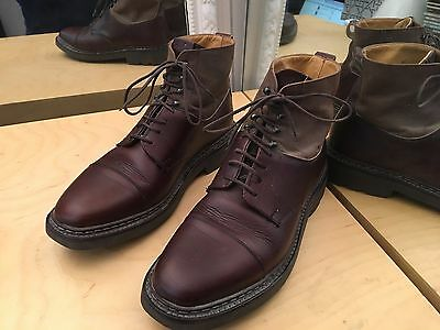 Chaussures Bottines Heschung 520€ Boots Shoes Taille EU 41/42 ( Uk 7.5, US 8 )