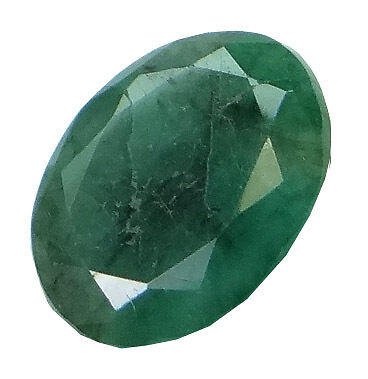 3.3ct/3.67 Ratti NATURAL&IIGS CERTIFIED EMERALD PANNA ASTROLOGICAL STONE AGJ1932