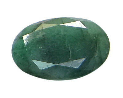 4.67ct/5.18 Ratti NATURAL&IIGS CERTIFIED EMERALD PANNA ASTROLOGICAL GEMS AGJ2077