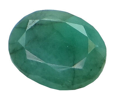 4.23ct/4.7 Ratti NATURAL&IIGS CERTIFIED EMERALD PANNA ASTROLOGICAL STONE AGJ1924