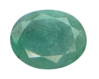 5.32ct/5.91 Ratti NATURAL&IIGS CERTIFIED EMERALD PANNA ASTROLOGICAL GEMS AGJ2099