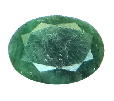 7.06ct/7.84 Ratti NATURAL&IIGS CERTIFIED EMERALD PANNA ASTROLOGICAL GEMS AGJ2116