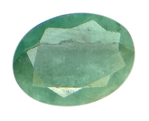 6.56ct/7.28 Ratti NATURAL&IIGS CERTIFIED EMERALD PANNA ASTROLOGICAL GEMS AGJ2100