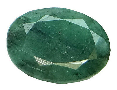 3.22ct/3.58 Ratti NATURAL&IIGS CERTIFIED EMERALD PANNA ASTROLOGICAL GEMS AGJ1941
