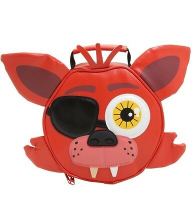 Five Nights At Freddy's Foxy Insulated Lunch Cooler Bag Box School