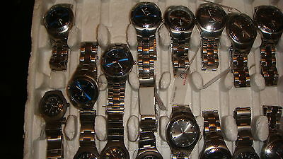 Trade Only Job Lot Of 20 X  Mixed  Head  Watches 100% Gen .<