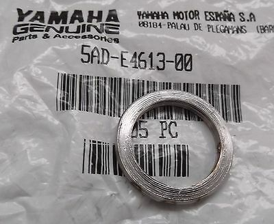 Genuine Yamaha CY50 EW50 YQ100 Scooter Exhaust Pipe Gasket Seal 5AD-E4613-00