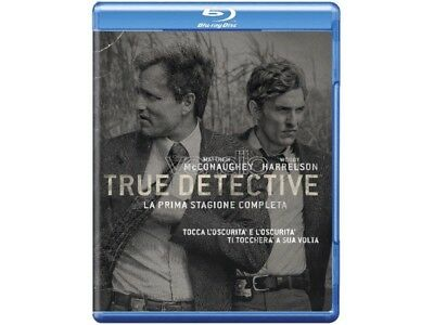 True Detective - Stagione 1 Thriller Blu-Ray