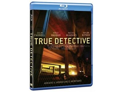 True Detective - Stagione 2 Thriller Blu-Ray