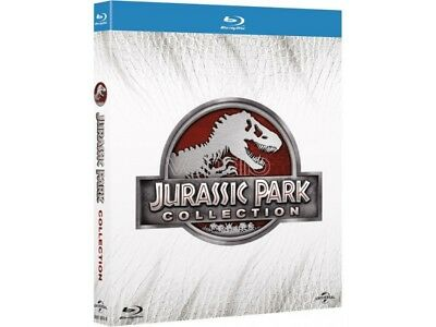 Jurassic Park Collection Azione - Blu-Ray