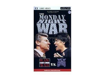 Wwe Monday Night War Sportivo - Dvd
