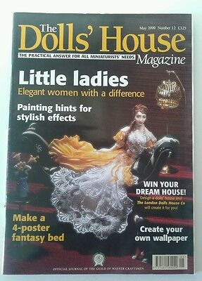 The Doll's House Magazine May 1999 Issue Number 12