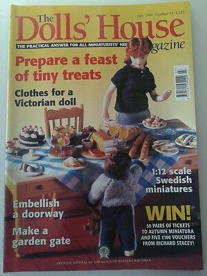 The Doll's House Magazine July 1999 Issue Number 14