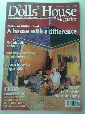 The Doll's House Magazine August 1999 Issue Number 15