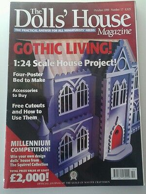 The Doll's House Magazine October 1999 Issue Number 17