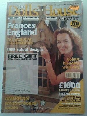 The Doll's House Magazine November 1999 Issue Number 18