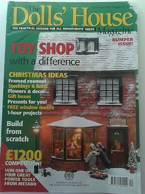 The Doll's House Magazine November 1999 Issue Number 19