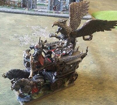 Warhammer Fantasy Army Empire War Alter  Beautufully Converted Painted And Based