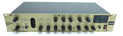 SPL Channel One Model 9945 Preamp inkl. DI Option 24/96 + Rechn./GEWÄHR!