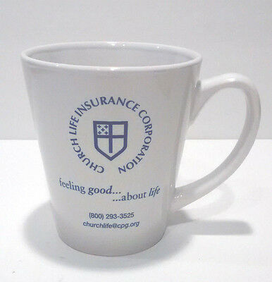 Church Life Insurance Corporation Cup Mug Episcopal Church Free Shipping
