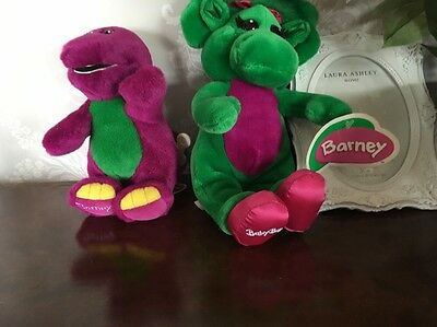 Barney Lullaby And Baby Bop