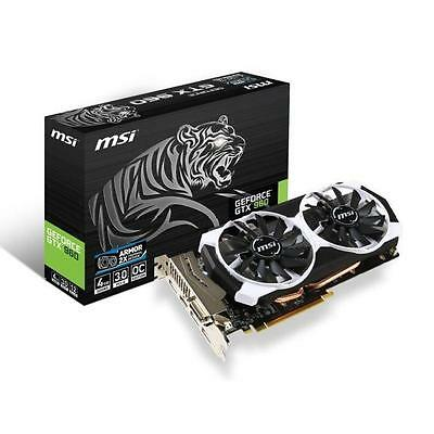 MSI Geforce GTX 960 4GD5T OC 4GB GDDR5 Garantie 8 mois