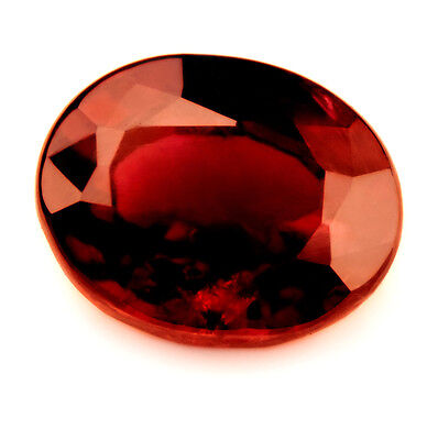 Certified Natural 1.53ct Royal Red Untreated Ruby VS Clarity Unheated Madagascar