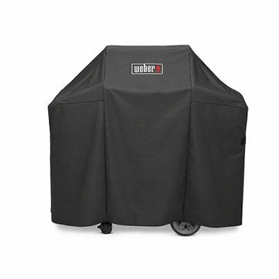 Weber 7129 GRILL COVER WITH STORAGE BAG FOR GENESIS II & GENESIS II LX 200 GRILL