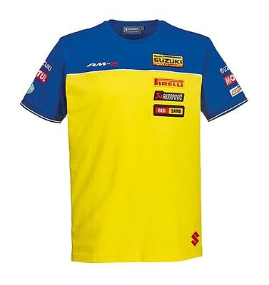 Suzuki MXGP MX1 Racing Team T-Shirt Gr. XL MX Motocross RM RMZ Pirelli Akrapovic