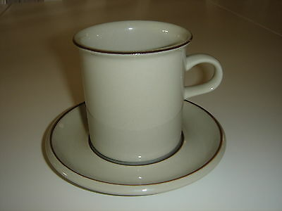 ARABIA Vintage Cup and Saucers Fennica