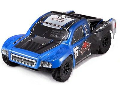 Racing Aftershock 8E 1:8 Brushless Electric RTR RC Desert Truck