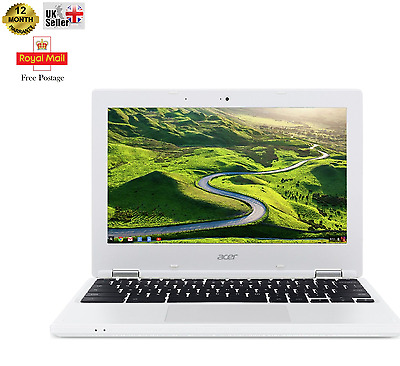 Acer Chromebook 11.6 Inch Celeron 2GB 16GB Laptop