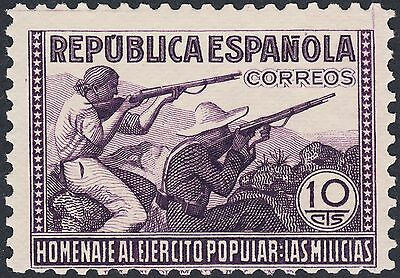 Spain Civil War 1938 - España Edifil 793 - MNH**